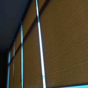 Рулонные шторы на 38 трубе