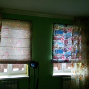 Римские шторы. Каталог