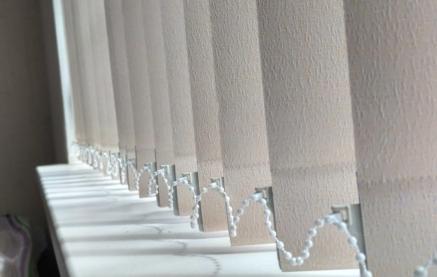 Блэк аут 1350 рублей за м² светонепроницаемая ткань для вертикальных жалюзи