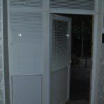 горизонтальные жалюзи на дверь, фрамугу и глухое окно 2400 р.