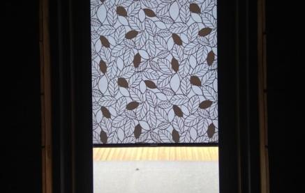 Теперь делаем шторки на мансардные окна Velux