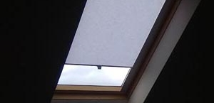 Рулонные шторы Velux
