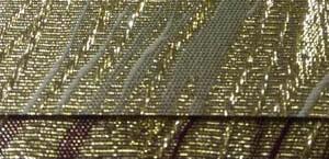 Тканевые жалюзи Венеция металлик