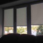рулонные шторы светлые на окна