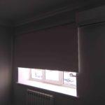 рулонная штора в кабинет руководства