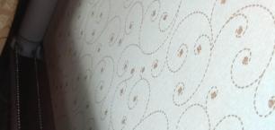 Ткань для рулонных штор бежевая И41