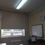 проектор в классе на хольцмане владикавказ