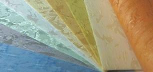 Ткани для рулонных штор Айс