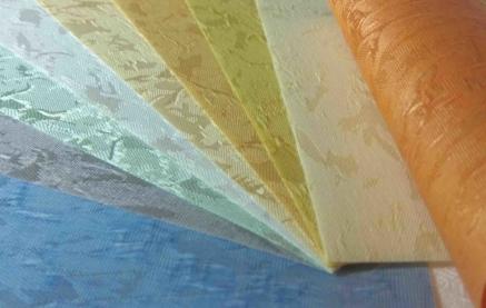 ткань для рулонных штор Айс