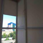 Рулонные шторки владикавказ 7этаж вид на центр города.